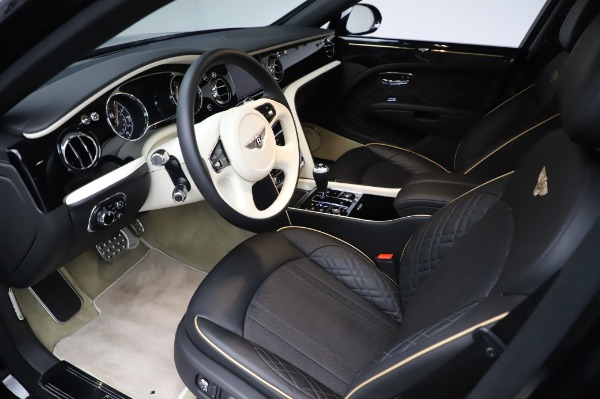 Used 2018 Bentley Mulsanne Speed for sale $239,900 at Bentley Greenwich in Greenwich CT 06830 21