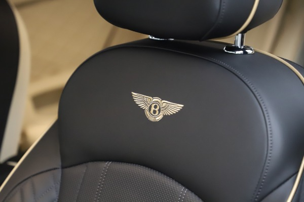 Used 2018 Bentley Mulsanne Speed for sale $239,900 at Bentley Greenwich in Greenwich CT 06830 24