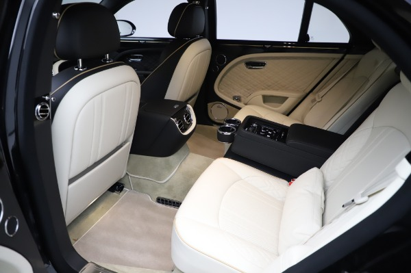 Used 2018 Bentley Mulsanne Speed for sale $239,900 at Bentley Greenwich in Greenwich CT 06830 26