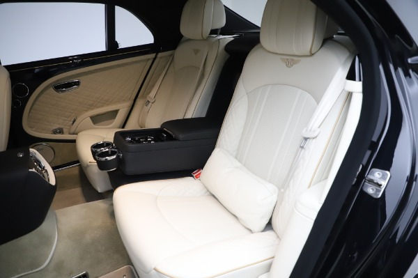 Used 2018 Bentley Mulsanne Speed for sale $239,900 at Bentley Greenwich in Greenwich CT 06830 27