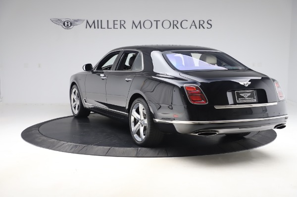 Used 2018 Bentley Mulsanne Speed for sale $239,900 at Bentley Greenwich in Greenwich CT 06830 5