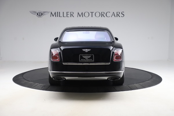 Used 2018 Bentley Mulsanne Speed for sale $239,900 at Bentley Greenwich in Greenwich CT 06830 6