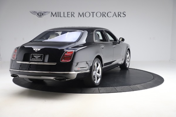 Used 2018 Bentley Mulsanne Speed for sale $239,900 at Bentley Greenwich in Greenwich CT 06830 7