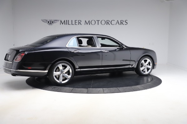Used 2018 Bentley Mulsanne Speed for sale $239,900 at Bentley Greenwich in Greenwich CT 06830 8