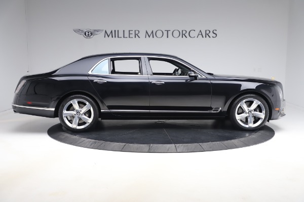 Used 2018 Bentley Mulsanne Speed for sale $239,900 at Bentley Greenwich in Greenwich CT 06830 9