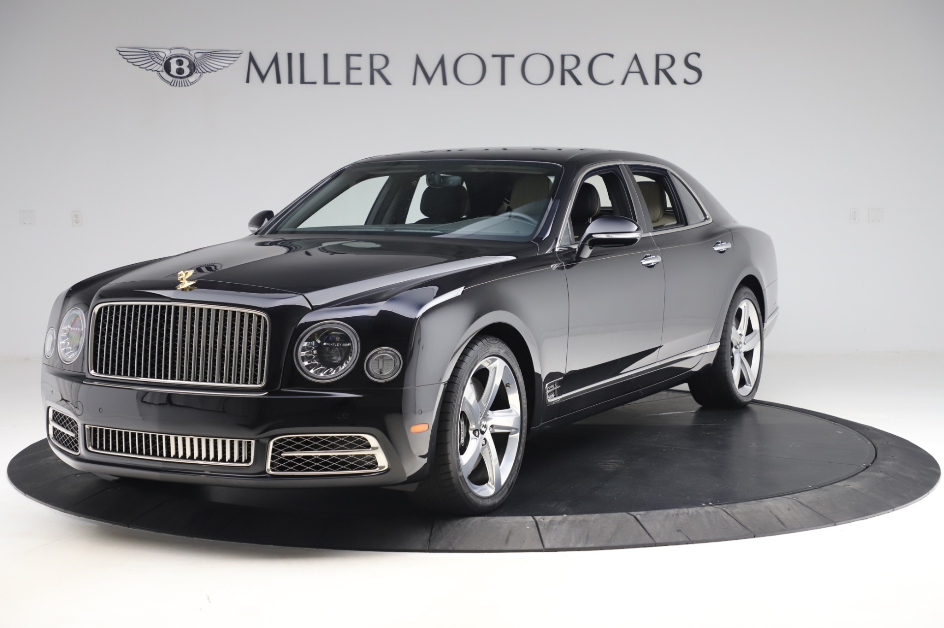 Used 2018 Bentley Mulsanne Speed for sale $239,900 at Bentley Greenwich in Greenwich CT 06830 1