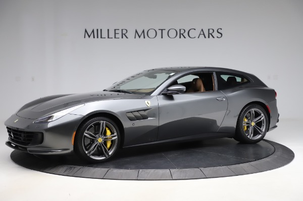 Used 2020 Ferrari GTC4Lusso for sale Call for price at Bentley Greenwich in Greenwich CT 06830 2