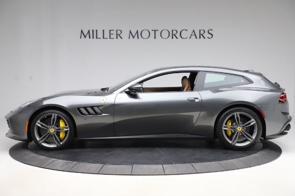 Used 2020 Ferrari GTC4Lusso for sale Call for price at Bentley Greenwich in Greenwich CT 06830 3