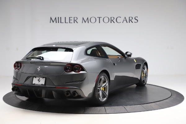 Used 2020 Ferrari GTC4Lusso for sale Call for price at Bentley Greenwich in Greenwich CT 06830 7