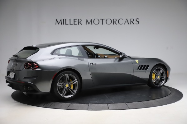 Used 2020 Ferrari GTC4Lusso for sale Call for price at Bentley Greenwich in Greenwich CT 06830 8