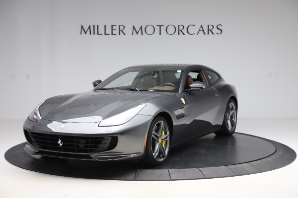Used 2020 Ferrari GTC4Lusso for sale Call for price at Bentley Greenwich in Greenwich CT 06830 1
