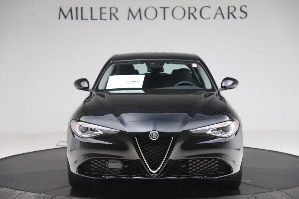 New 2020 Alfa Romeo Giulia Ti Lusso Q4 for sale $51,195 at Bentley Greenwich in Greenwich CT 06830 12