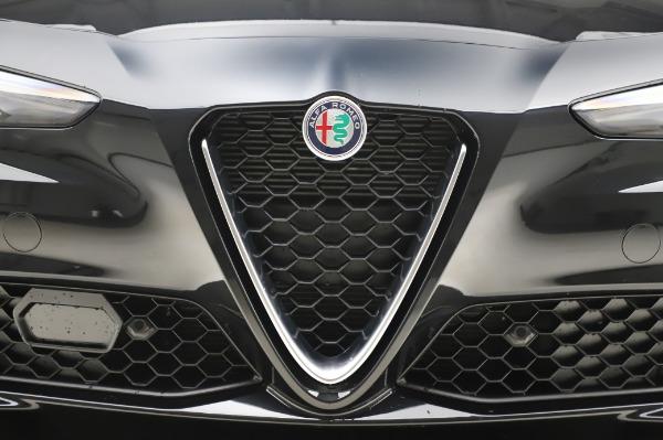 New 2020 Alfa Romeo Giulia Ti Lusso Q4 for sale $51,195 at Bentley Greenwich in Greenwich CT 06830 13