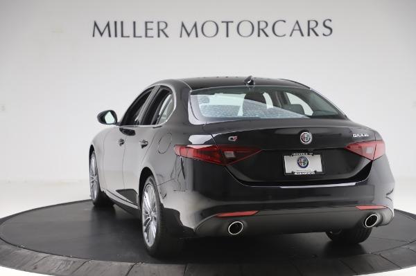 New 2020 Alfa Romeo Giulia Ti Lusso Q4 for sale $51,195 at Bentley Greenwich in Greenwich CT 06830 5