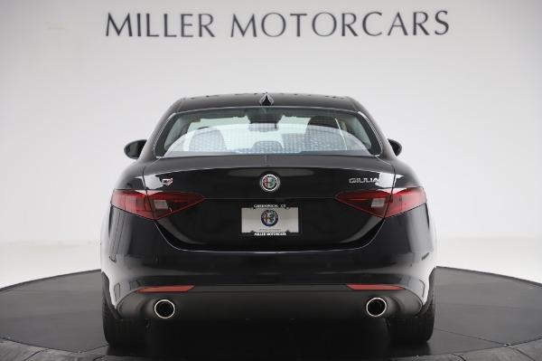 New 2020 Alfa Romeo Giulia Ti Lusso Q4 for sale $51,195 at Bentley Greenwich in Greenwich CT 06830 6