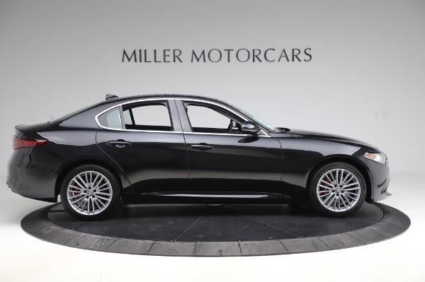 New 2020 Alfa Romeo Giulia Ti Lusso Q4 for sale $51,195 at Bentley Greenwich in Greenwich CT 06830 9