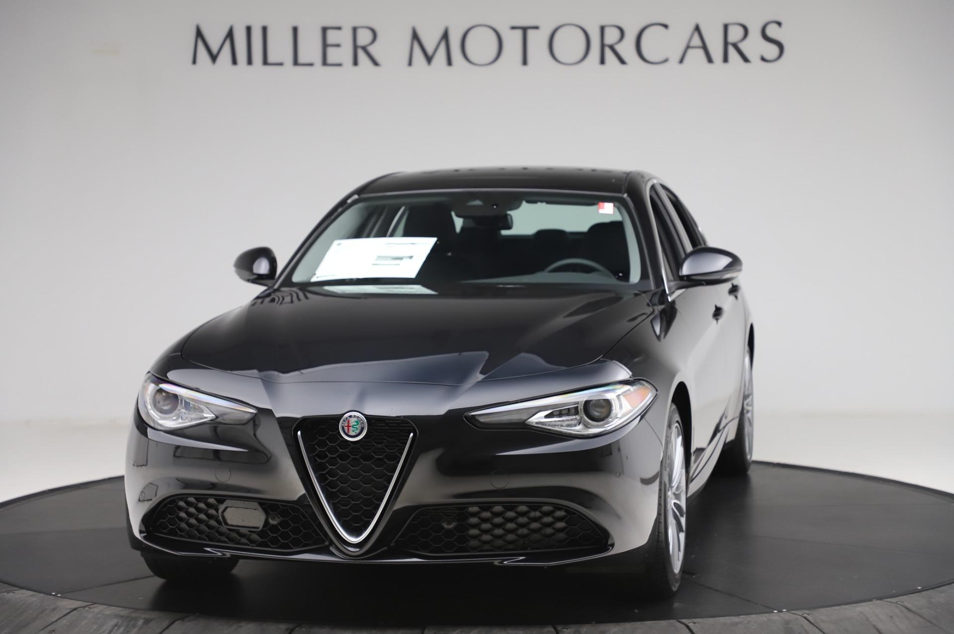 New 2020 Alfa Romeo Giulia Ti Lusso Q4 for sale $51,195 at Bentley Greenwich in Greenwich CT 06830 1