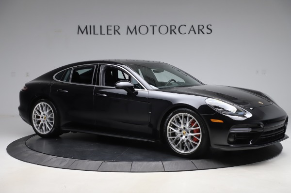 Used 2017 Porsche Panamera Turbo for sale $95,900 at Bentley Greenwich in Greenwich CT 06830 10