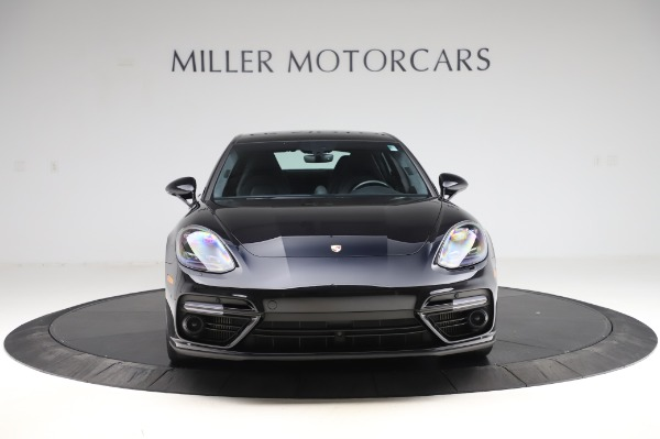 Used 2017 Porsche Panamera Turbo for sale $95,900 at Bentley Greenwich in Greenwich CT 06830 12