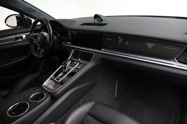 Used 2017 Porsche Panamera Turbo for sale $95,900 at Bentley Greenwich in Greenwich CT 06830 19