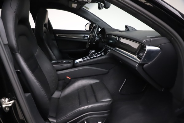 Used 2017 Porsche Panamera Turbo for sale $95,900 at Bentley Greenwich in Greenwich CT 06830 20