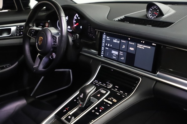 Used 2017 Porsche Panamera Turbo for sale $95,900 at Bentley Greenwich in Greenwich CT 06830 25