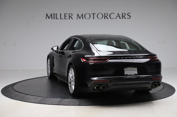 Used 2017 Porsche Panamera Turbo for sale $95,900 at Bentley Greenwich in Greenwich CT 06830 5
