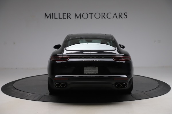 Used 2017 Porsche Panamera Turbo for sale $95,900 at Bentley Greenwich in Greenwich CT 06830 6