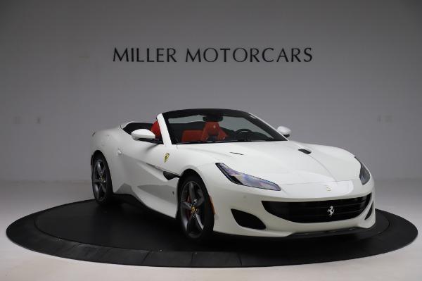 Used 2020 Ferrari Portofino Base for sale Call for price at Bentley Greenwich in Greenwich CT 06830 11