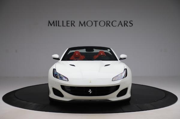 Used 2020 Ferrari Portofino Base for sale Call for price at Bentley Greenwich in Greenwich CT 06830 12