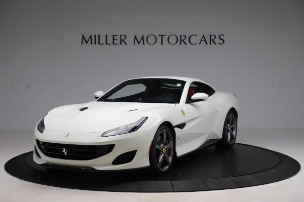 Used 2020 Ferrari Portofino Base for sale Call for price at Bentley Greenwich in Greenwich CT 06830 13