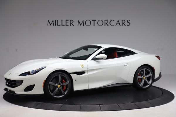 Used 2020 Ferrari Portofino Base for sale Call for price at Bentley Greenwich in Greenwich CT 06830 14