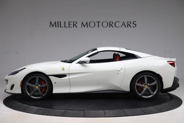 Used 2020 Ferrari Portofino Base for sale Call for price at Bentley Greenwich in Greenwich CT 06830 15