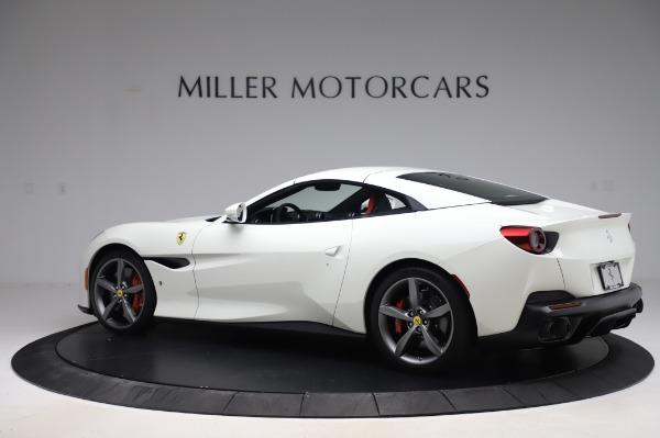 Used 2020 Ferrari Portofino Base for sale Call for price at Bentley Greenwich in Greenwich CT 06830 16
