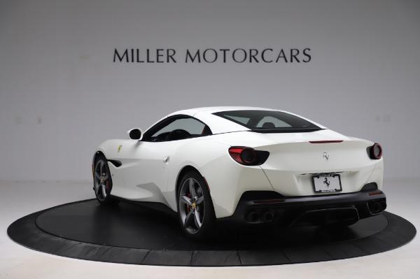 Used 2020 Ferrari Portofino Base for sale Call for price at Bentley Greenwich in Greenwich CT 06830 17