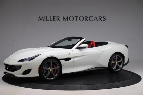 Used 2020 Ferrari Portofino Base for sale Call for price at Bentley Greenwich in Greenwich CT 06830 2
