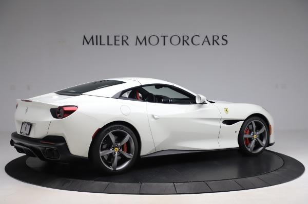 Used 2020 Ferrari Portofino Base for sale Call for price at Bentley Greenwich in Greenwich CT 06830 20