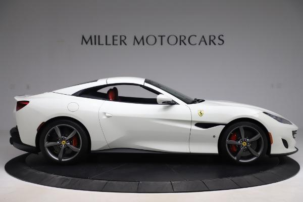 Used 2020 Ferrari Portofino Base for sale Call for price at Bentley Greenwich in Greenwich CT 06830 21