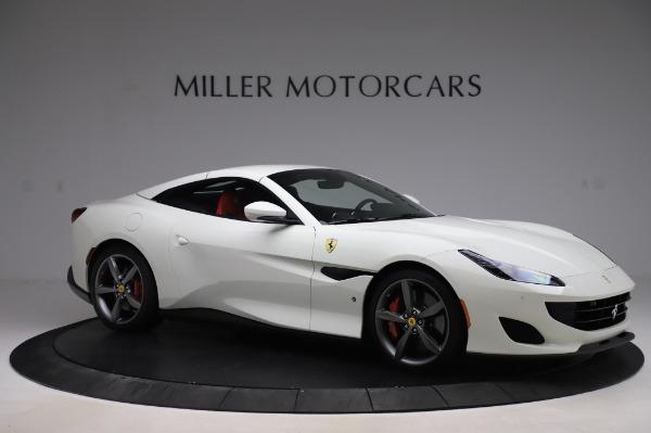 Used 2020 Ferrari Portofino Base for sale Call for price at Bentley Greenwich in Greenwich CT 06830 22