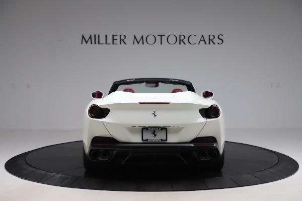 Used 2020 Ferrari Portofino Base for sale Call for price at Bentley Greenwich in Greenwich CT 06830 6