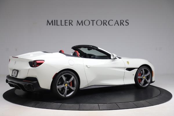 Used 2020 Ferrari Portofino Base for sale Call for price at Bentley Greenwich in Greenwich CT 06830 8