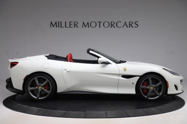 Used 2020 Ferrari Portofino Base for sale Call for price at Bentley Greenwich in Greenwich CT 06830 9