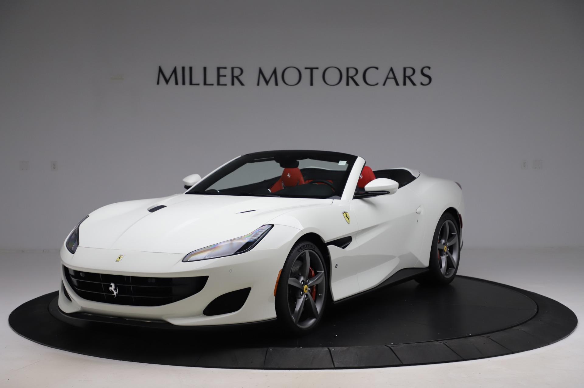 Used 2020 Ferrari Portofino Base for sale Call for price at Bentley Greenwich in Greenwich CT 06830 1