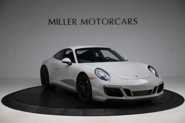 Used 2018 Porsche 911 Carrera GTS for sale Call for price at Bentley Greenwich in Greenwich CT 06830 11