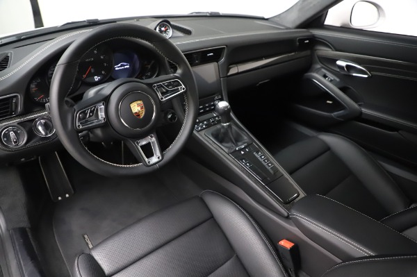 Used 2018 Porsche 911 Carrera GTS for sale Call for price at Bentley Greenwich in Greenwich CT 06830 14