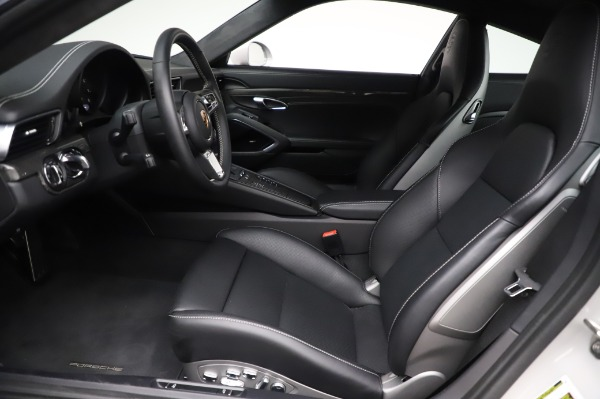 Used 2018 Porsche 911 Carrera GTS for sale Call for price at Bentley Greenwich in Greenwich CT 06830 15