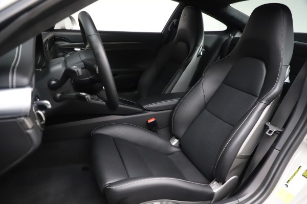 Used 2018 Porsche 911 Carrera GTS for sale Call for price at Bentley Greenwich in Greenwich CT 06830 16