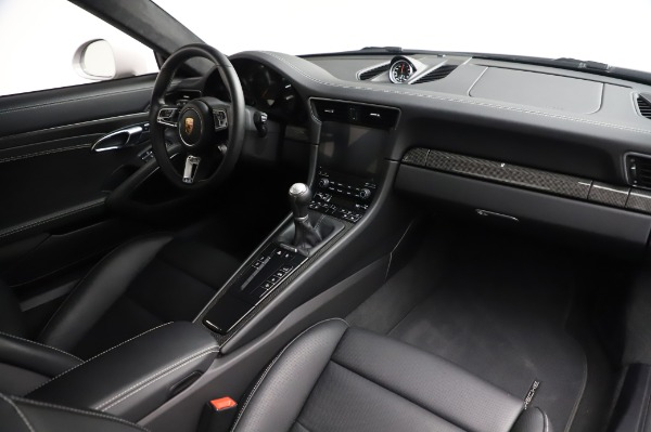 Used 2018 Porsche 911 Carrera GTS for sale Call for price at Bentley Greenwich in Greenwich CT 06830 18