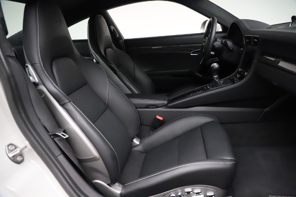Used 2018 Porsche 911 Carrera GTS for sale Call for price at Bentley Greenwich in Greenwich CT 06830 19