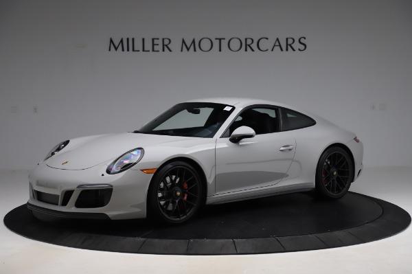 Used 2018 Porsche 911 Carrera GTS for sale Call for price at Bentley Greenwich in Greenwich CT 06830 2